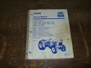 Ford New Holland 5000 7000 3400 Tractor Series Hydraulic Service Repair Manual