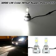 Super Bright 6400lm 80w 9006 9006xs White Led Fog Driving Kit Light