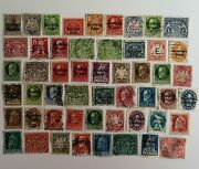 100 Different German State - Bavaria Stamp Collection