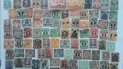 100 Different German State - Danzig Stamp Collection