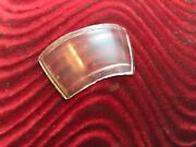 1928 1929 1930 1931 1934 1933 Curve Clear Glass Lens Light Tail Light Motorcycle