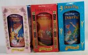3 Vintage 1994 Disney Beauty And The Beast Burger King Coca Cola Glasses Plastic