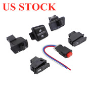 For Scooter Gy6 50cc 150cc Vento Tao Tao Switches Buttons Set Of 6 Replace