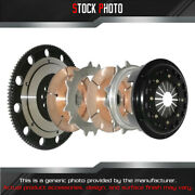 Competition Clutch Twin Disc Series Complete Clutch Kit For 03 Evolution