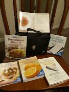 Lot Of 5 Weight Watchers Books, 1 New Sealed Weight Watchers Dvd, And Case
