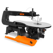 3922 16-inch Variable Speed Scroll Saw With Easy-access Blade Changes