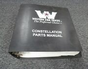 1990 Western Star 5900 5942 5964 5942s 5942ss 5964s Truck Parts Catalog Manual