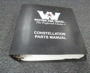 1991 Western Star 5900 5942 5964 5942s 5942ss 5964s Truck Parts Catalog Manual