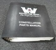1994 Western Star 5900 5942 5964 5942s 5942ss 5964s Truck Parts Catalog Manual