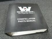 1996 Western Star 5900 5942 5964 5942s 5942ss 5964s Truck Parts Catalog Manual