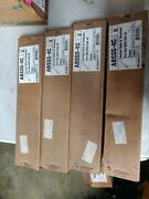 Lot Of 4 Lithonia Lighting Absss-4c Anchor Bolts And Template