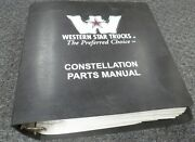 2002 Western Star 5900 5942 5964 5942s 5942ss 5964s Truck Parts Catalog Manual