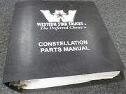 2003 Western Star 5900 5942 5964 5942s 5942ss 5964s Truck Parts Catalog Manual