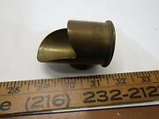 Old Brass Match Stick Holder Used Bullet Ammo Matchstick Matches