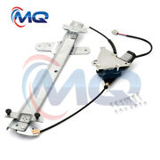 Front Right Power Window Regulator W/motor For Ford Mercury Grand Marquis741-665