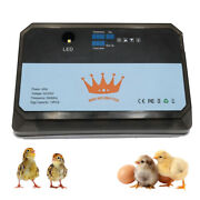 15 Egg Incubator Automatic Temperature Control Used To Hatch All Kinds Of Eggs