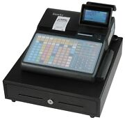 Sam4s Sps-320 Cash Register New Open Box / Never Used / Warranty And Free Shipping
