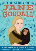 The Story Of Jane Goodall A Biography Book For New Readers The Story Of A Bio...