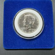 1964 P 50c Proof 90 Silver Kennedy Half Dollar Gem Cameo Coin In Capsule Nice