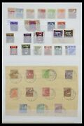 Lot 33268 Stamp Collection German Local Post And Sovjetzone 1945-1949.