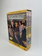 Sports Night Dvd Collection The Complete Tv Series Pilot Episode 6 Disc Box Set