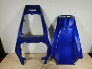 05 Yamaha R6 Yzfr6 / 06-09 R6s Oem Rear Seat Tail Fairing Side Cover Fender