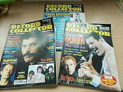 3 Editions Of Record Collector That Feature Freddie Mercury And Queen