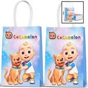 12 Pcs For Coco Melon Goodie Bags Birthday Party Supplies Toddler