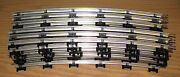 Lionel 65572 O-72 72 Curved O Gauge Train Track Layout Lot 16 Per Circle New