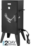 Royal Gourmet 28-inch Analog Electric Smoker With Adjustable Temperature Se2801