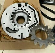 Zf Pump Body And Gear Cast 1058 410 075 Plate Not Included 5hp24 W/grs 96-03