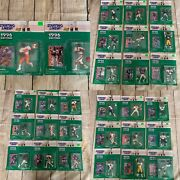 Starting Lineup Kenner Nfl Football 1996 Lot Of 29 Different Action Figures