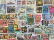 3000 Different British Islands - Jersey/guernsey/isle Of Man Stamp Collection