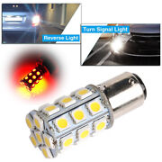 Auto Car Ba15d Side Marker Lamp Smd Led Lights Turn Signal Light Blue/red/white