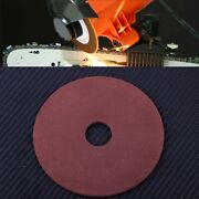 Grinding Wheel Disc Pad Replace For Chainsaw Sharpener Grinder 3/8and039and039 Chain