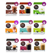 Nescafe Dolce Gusto Mix Flavor Ready Stock From Malaysia For Shipping.