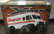 Traxxas Xmaxx Ssx18p105ko Snap-on Tool Truck New In The Original Box Limited Ed