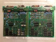 Super Rare Japan Nintendo Vs Motherboards X2 And Raid On Bungeling Bay Chip Set
