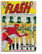 Flash 105 - G+ 2.5 - 1st Flash - 1st Appearance Of Mirror Master 1959