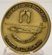 56th Rescue Squadron Pararescue Pj Keflavik Nas Iceland Air Force Challenge Coin