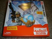 New Fortnite Battle Royale Collection Port-a-fort Infiltrator Toy Figure Set
