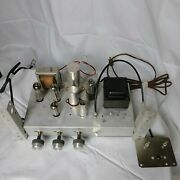 Silvertone Tube Guitar Amp Chassis 14d-234-2-13 Usa 1959 El84 12ax7 5y3gt