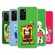 Official Elf Movie Graphics 1 Hard Back Case For Huawei Phones 1