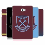 Official West Ham United Fc 125 Year Anniversary Back Case For Samsung Tablets 1