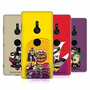 Official Batman Tv Series Graphics Hard Back Case For Sony Phones 1