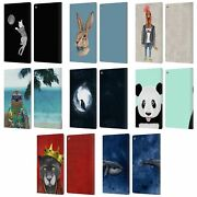 Official Barruf Animals Leather Book Wallet Case Cover For Fire