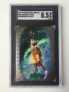 1997-98 Metal Universe Championship Galaxy Shaquille Oand039neal 8.5 Nm/mt+ Sgc Rare