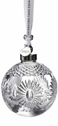 New Waterford 2021 Times Square Gift Of Happiness Crystal Ball Ornament 1055461