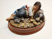 Jim Daly To All A Good Night Figurine 1 / 320 Mint 1993