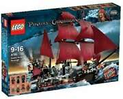 Lego Pirates Of The Caribbean Princess Anne's Revenge 4195 Tracking Number F/s